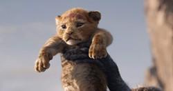 THE LION KING - We feel ya, Simba. We feel ya.