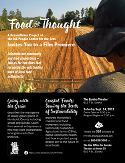 Food for Thought Film Poster - Uploaded by Jennifer Bell