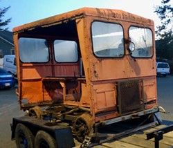 Speeder Car from Shively - Uploaded by MuseumofMack