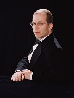 Alexander Tutunov, pianist - Uploaded by Eureka Symphony