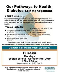 Free Diabetes Self-Management Workshop - Uploaded by Maria Mueller