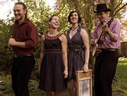 Windborne - Uploaded by Arcata Playhouse