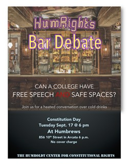 The HumRights Bar Debate - Uploaded by Humburst