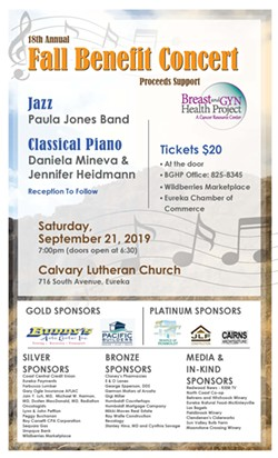 18th Annual Fall Benefit Concert - Uploaded by breastgynhealth