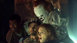 IT CHAPTER TWO - Interactive clown theater is the eleventh circle of hell.