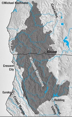 Klamath Region - Uploaded by rpalomera