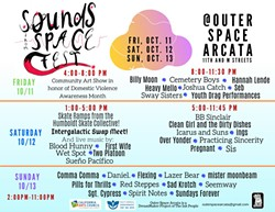 Sounds from Space Fest 2019 - Uploaded by Nick Marshall