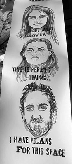 See Yourself in Art by Haley Davis - Uploaded by Katy Warner