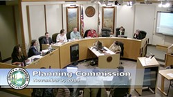 The Humboldt County Planning Commission is slated to resume discussion of Terra-Gen's proposed wind project Nov. 14.