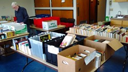 Arcata Library Christmas Gift Book and Media Sale - Uploaded by Fred McLaughlin