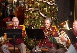 PHOTO CREDIT: INGOMAR CLUB - Scotia Band