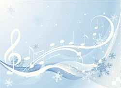snowy musical scene - Uploaded by Jenny Cappuccio