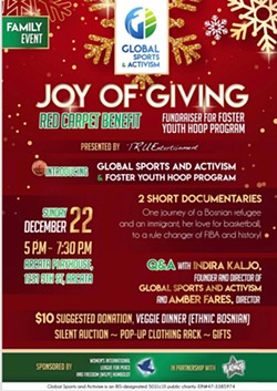 Joy Of Giving Benefit + short documentaries - Uploaded by Azra Andy Sehic