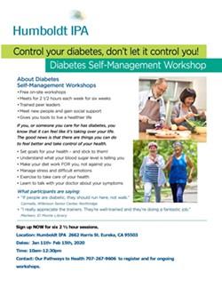 Free Diabetes Self-Management Workshop - Uploaded by Maria Mueller