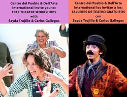 TALLERES DE TEATRO GRATUITOS / FREE THEATRE WORKSHOPS - Uploaded by Dell'Arte Public Relations