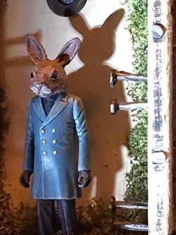 Inscrutable Rabbit: Don't Underestimate Me! - Uploaded by jeffdemark