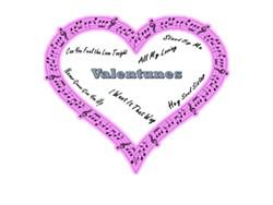 Valentunes - Uploaded by Jenny Cappuccio