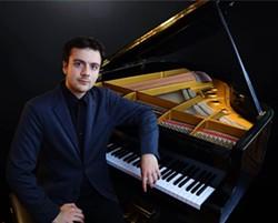 Pianist Ryan McGaughey - Uploaded by fredbaby
