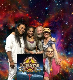 LodeStar Cosmic Folk-Grass - Uploaded by Linda Faye Carson