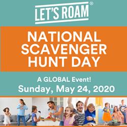 National Scavenger Hunt Day - Uploaded by Darwin Dayrit