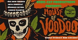 Joins us for an evening of frightful fun! - Uploaded by Robert Hindman
