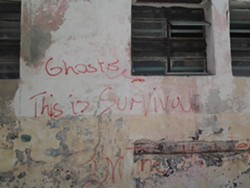 Ghosts, This Is Survival - Uploaded by BPBS Arts & Media