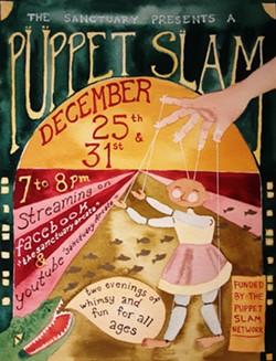 Sanctuary Puppet Slam 2020 - Uploaded by James Zeller