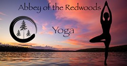 Abbey of the Redwoods Yoga - Uploaded by Matthew Busse