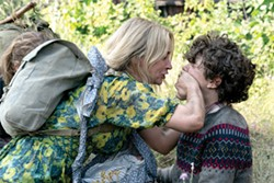 """A QUIET PLACE PART II - """"But if he runs again in 2024 ..."""""""