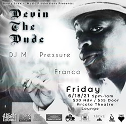 Devin The Dude - Uploaded by Promoter