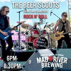 Beer Scouts Rock N' Roll - Uploaded by jessicaMRB