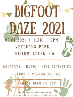 Bigfoot Daze 2021-09-04 - Uploaded by wcchamber