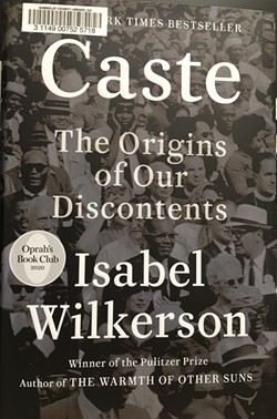 Caste, the Origins of Our Discontents - Uploaded by Susan Parsons 1