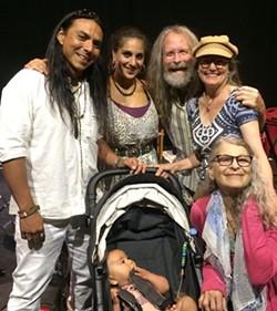 LodeStar--Organic HomeGrown Music, Naturally Good For You!  GoodShield Aguilar, Caterina Delaisla, Rob Diggins, Jolie Einem, Linda Faye Carson, Baby K, Mgr. - Uploaded by Linda Faye Carson