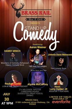 Stand-up Comedy at The Brass Rail - Uploaded by Danny Minch