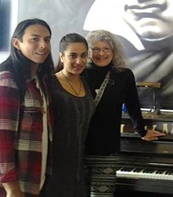 LodeStar's GoodShield Aguilar, Caterina Delaisla & Linda Faye Carson - Uploaded by Linda Faye Carson