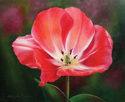 SUBMITTED. - Shirley Nan Ruchong, Springtime Tulip, at STOKES, HAMER, KAUFMAN & KIRK, LLP.