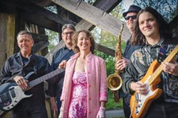 Lizzy and the Moonbeams, Friday, Sept. 4 at 9 p.m., Blue Lake Casino, Free