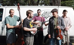 WHO: The No Good Redwood Ramblers, WHEN: Friday, Sept. 11 at 9:30 p.m., WHERE: Humboldt Brews, TICKETS: $5
