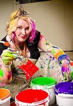 TERRANCE MCNALLY - Kati Texas aka Queen Lotta Paintbuckets