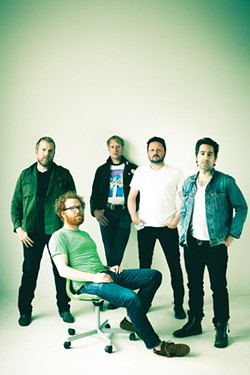 PHOTO BY JASON QUIGLEY - Blitzen Trapper.