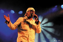 Pato Banton plays Wednesday, Dec. 2 at 9 p.m. at Blue Lake Casino's WAVE Lounge. Free.