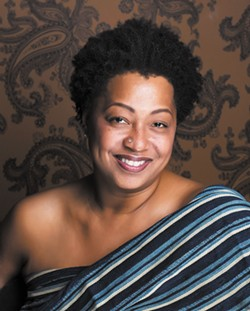 Lisa Fischer and her band Grand Baton play the Van Duzer Theater on Tuesday, Feb. 9 at 8 p.m. Photo courtesy of the artist