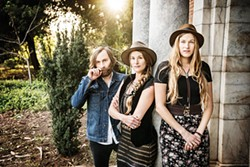 The Shook Twins play Thursday, April 21 at 9 p.m. at Arcata Theatre Lounge. Photo courtesy of the artist