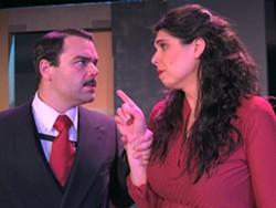 Chris Hamby as Jack, Veronica Ruse as Mae