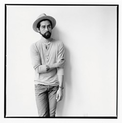 COURTESY OF THE ARTIST - Jackie Greene brings his Americana rock to Humboldt Brews at 9 p.m. on Sunday, June 19.