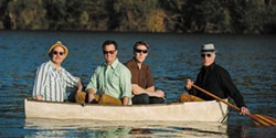 COURTESY OF THE ARTISTS - The Bohemian sounds of 3 Leg Torso fill The Sanctuary at 8 p.m. on Sunday.