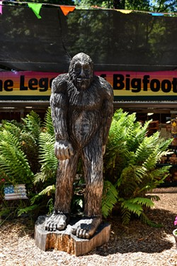 DREW HYLAND - The Legend of Bigfoot.