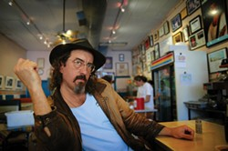 PHOTO COURTESY OF THE ARTIST - Austin's James McMurtry plays Humboldt Brews at 8 p.m. on Monday, Nov. 14.