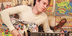 COURTESY OF THE ARTIST - Jeffrey Lewis & Los Bolts go multimedia at the Miniplex at 8 p.m. on Friday, Nov. 25.